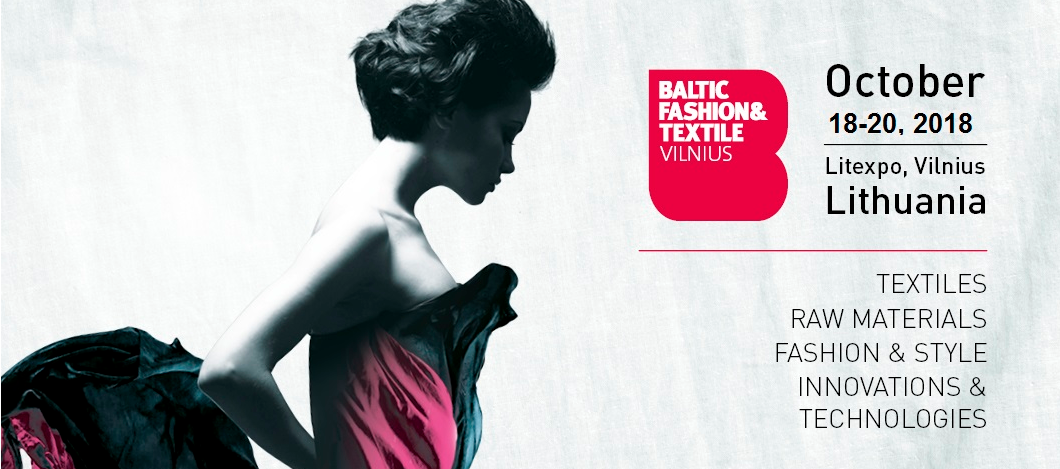baltic fashion textile 2018